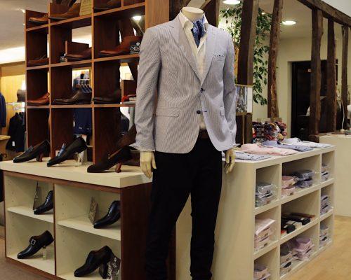 Wakefields menswear shop