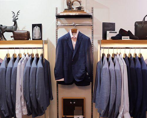 Wakefields menswear suits